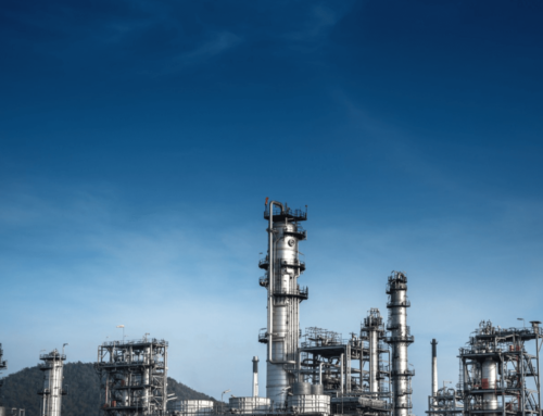 Through the Smoke — Kayrros Observes Nine Units Under Repair at Baton Rouge Refinery